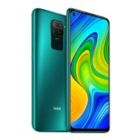 Xiaomi Redmi Note 9 3/64GB Green/Зеленый Global Version